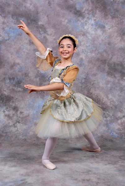 American Ballet Posed
