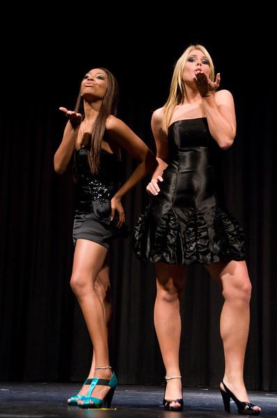 April 2009 Wharton Fashion Show