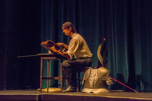 2014 Don Quixote performance